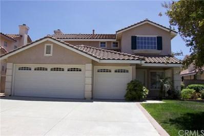 13443 Placid Hill Drive, Corona, CA 92883 - MLS#: PW19149826