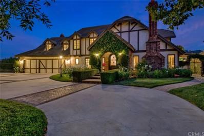 4064 Live Oak Lane, Yorba Linda, CA 92886 - MLS#: PW19150991