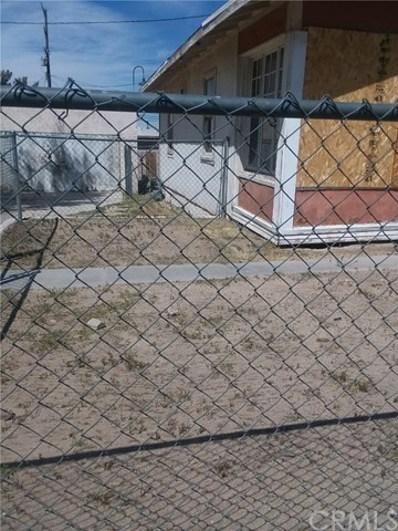109 W Fredricks Street, Barstow, CA 92311 - MLS#: PW19151044