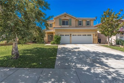 25975 Camino Rosada, Moreno Valley, CA 92551 - MLS#: PW19153329