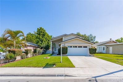 27471 Limones, Mission Viejo, CA 92691 - MLS#: PW19156797