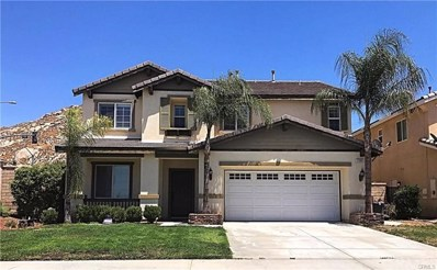 17502 Calle De Amigos, Moreno Valley, CA 92551 - MLS#: PW19158051