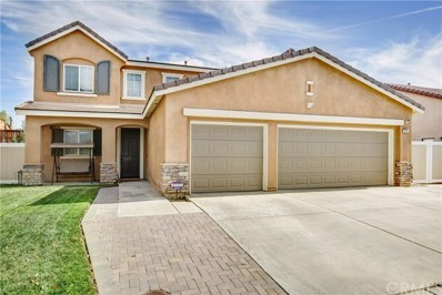 918 Garrett Way, San Jacinto, CA 92583 - MLS#: PW19158299