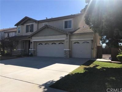 13282 Kyle Drive, Moreno Valley, CA 92553 - MLS#: PW19160700