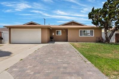 2210 S Glenarbor Street, Santa Ana, CA 92704 - MLS#: PW19160808