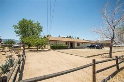 19081 Rocksprings Road, Hesperia, CA 92345 - MLS#: PW19160858