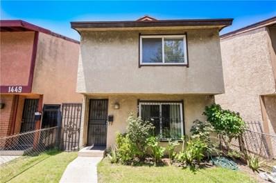 1445 W Parade Street, Long Beach, CA 90810 - MLS#: PW19161136