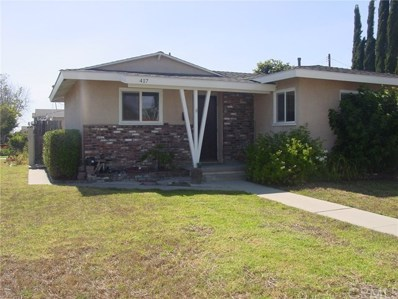 417 Teri Circle, Anaheim, CA 92804 - MLS#: PW19162105
