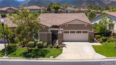 9097 Wooded Hill Drive, Corona, CA 92883 - MLS#: PW19163600