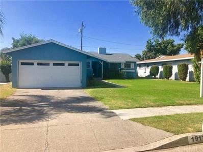 1917 E Savoy Avenue, Anaheim, CA 92805 - MLS#: PW19163974