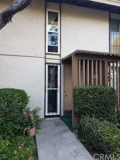 15500 Tustin Village Way UNIT 117, Tustin, CA 92780 - MLS#: PW19166374