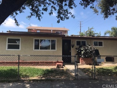 1115 E Saint Gertrude Place, Santa Ana, CA 92707 - MLS#: PW19167274