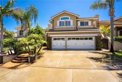 916 S Creekview Lane, Anaheim Hills, CA 92808 - MLS#: PW19167498