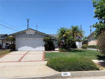 441 Wilson Street, La Habra, CA 90631 - MLS#: PW19167695