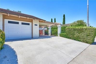 4972 Paseo De Vega, Irvine, CA 92603 - MLS#: PW19168132