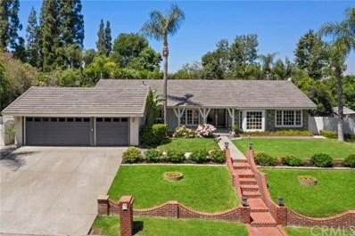 361 S Old Bridge Road, Anaheim Hills, CA 92808 - #: PW19168279
