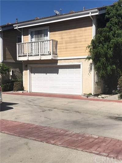 13272 Yockey Street UNIT D, Garden Grove, CA 92844 - MLS#: PW19169112