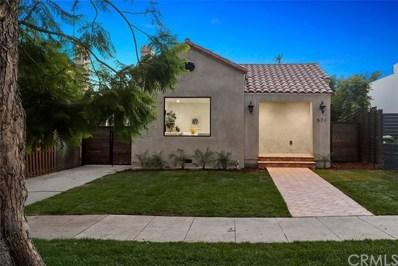 571 N Bronson Avenue, Los Angeles, CA 90004 - MLS#: PW19169990