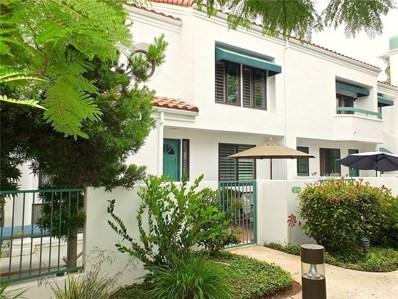 19562 Pompano Lane UNIT 109, Huntington Beach, CA 92648 - MLS#: PW19170027