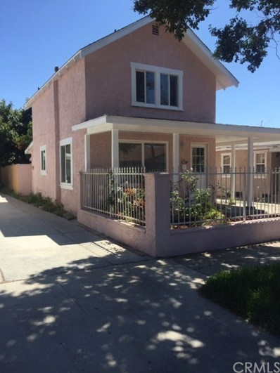 612 E 2nd Street, Santa Ana, CA 92701 - MLS#: PW19170326