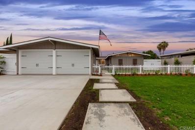 1721 E Charlestown Drive, Anaheim, CA 92805 - MLS#: PW19170445