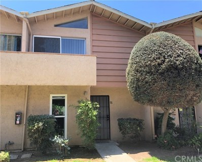 1192 Mitchell Avenue UNIT 55, Tustin, CA 92780 - MLS#: PW19171887