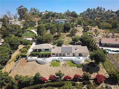 1372 El Terraza Drive, La Habra Heights, CA 90631 - MLS#: PW19172188