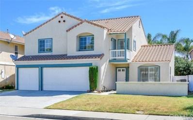 16210 La Fortuna Lane, Moreno Valley, CA 92551 - MLS#: PW19172501