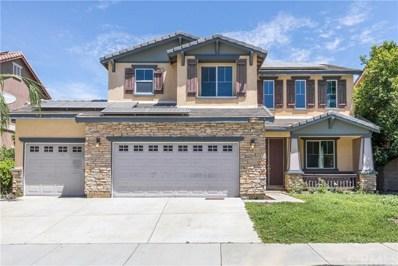 41025 Crimson Pillar Lane, Lake Elsinore, CA 92532 - MLS#: PW19172890