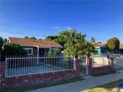 813 E Lincoln Street, Carson, CA 90745 - MLS#: PW19173086