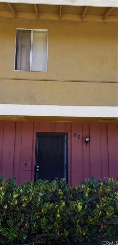 631 S Fairview Street UNIT 8F, Santa Ana, CA 92704 - MLS#: PW19173306