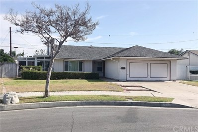 2230 E Hamilton Avenue, Orange, CA 92867 - MLS#: PW19176259