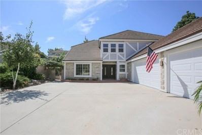 342 S Silverbrook Drive, Anaheim Hills, CA 92807 - MLS#: PW19178880