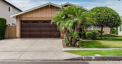 11936 Bertha Street, Cerritos, CA 90703 - MLS#: PW19181202