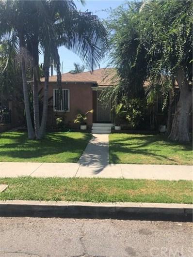 3582 Los Flores Boulevard, Lynwood, CA 90262 - MLS#: PW19184933