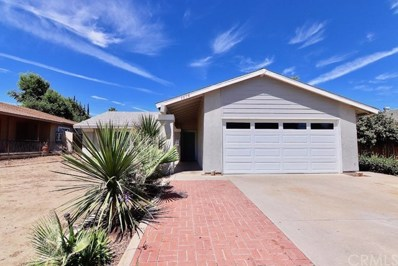 1614 Marie Street, Corona, CA 92879 - MLS#: PW19184972