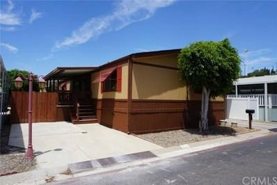 4901 Green River Road UNIT 225, Corona, CA 92880 - MLS#: PW19184984