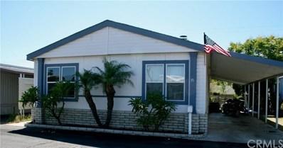 3050 W Ball Road UNIT 35, Anaheim, CA 92804 - MLS#: PW19185448