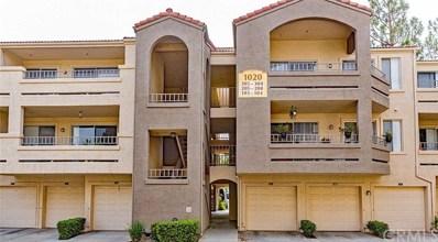 1020 La Terraza Circle UNIT 306, Corona, CA 92879 - MLS#: PW19185922