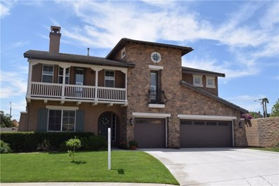 4242 Oliphant Court, Riverside, CA 92505 - MLS#: PW19185976