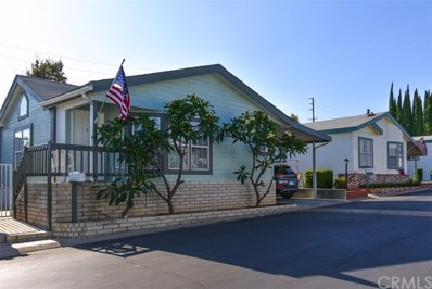 1051 Site Drive UNIT 68, Brea, CA 92821 - MLS#: PW19186271