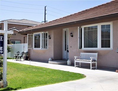 1834 N Fern Street, Orange, CA 92867 - MLS#: PW19186399
