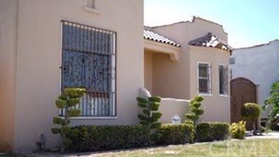 2036 67th, Los Angeles, CA 90047 - MLS#: PW19186928