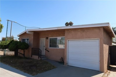 1480 Martin Luther King Jr Avenue, Long Beach, CA 90813 - MLS#: PW19187072
