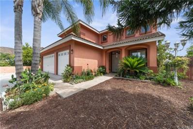 1436 Hermosa Drive, Corona, CA 92879 - MLS#: PW19187081