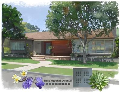 1015 E Marshall Place, Long Beach, CA 90807 - MLS#: PW19187345