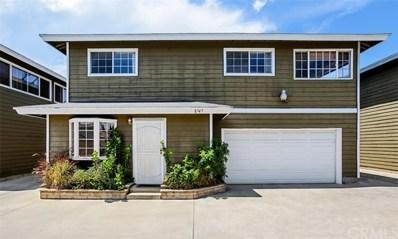 8747 Ramona Street, Bellflower, CA 90706 - MLS#: PW19188149