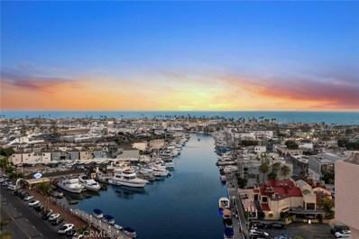 601 Lido Park Drive UNIT 2F, Newport Beach, CA 92663 - MLS#: PW19188783