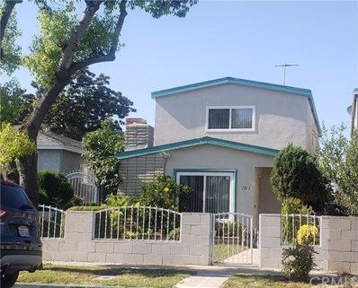737 W Hill Street, Long Beach, CA 90806 - MLS#: PW19189309