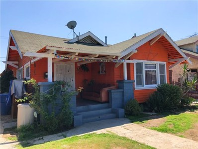 908 W 57th Street, Los Angeles, CA 90037 - MLS#: PW19190032